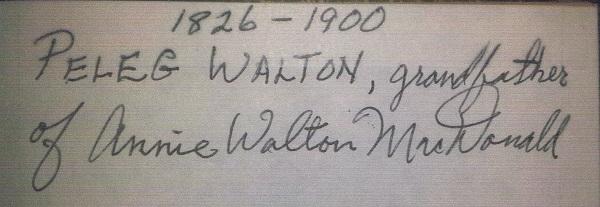 peleg-waltons-d-o-b