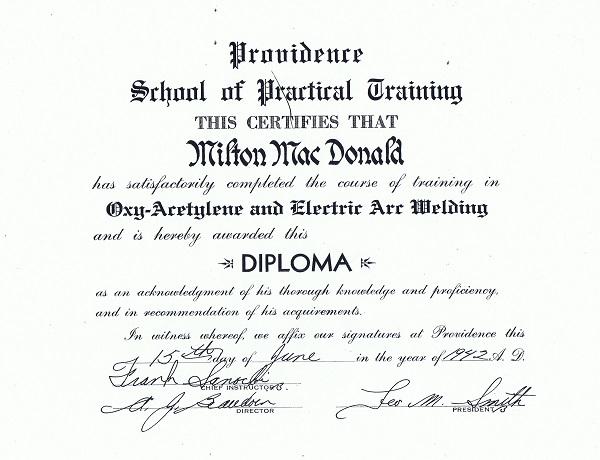 miltonearls-diploma-prov-schoolofpractical-training-welding